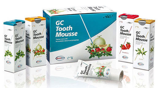 Clinical Guidelines for Application of GC Tooth Mousse